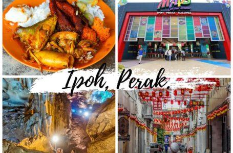10 Tempat Menarik Wajib Lawat Ipoh