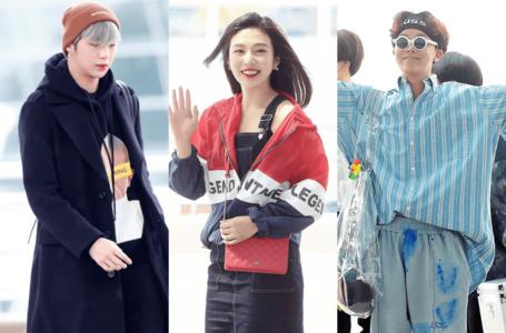 Airport Fashion ke Fashion Show ni?