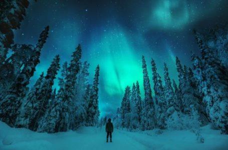 Waktu terbaik untuk Aurora Hunting
