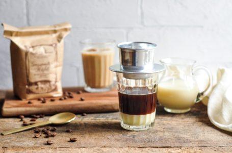 Tekak teringin kopi Vietnam