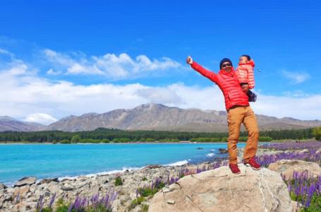 Bawa anak umur setahun travel ke 3 negara: Lelaki ini kongsi 9 tips!