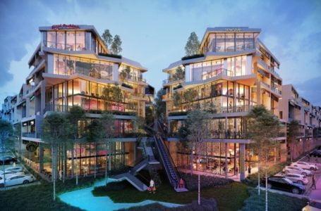 Cool Giler! Cyberjaya Miliki Tempat Lepak Berkonsep 'Urban Nature'