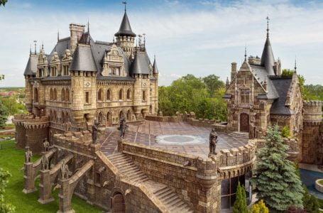 Persis Istana Cinderella. 5 Istana Paling Cantik Di Dunia