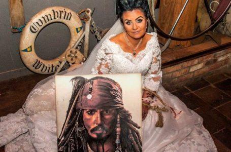 Wanita Tekad Mengahwini Hantu Lanun Berusia 300 Tahun!