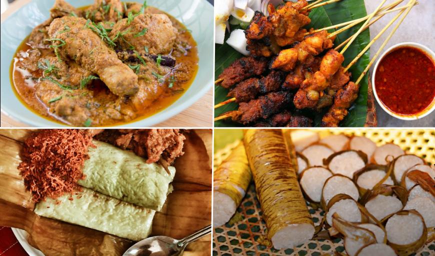 10 Hidangan Wajib Ada Di Aidilfitri Raja Lepak