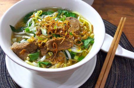 Mi Sup Daging Kluster Kayangan. Harga Sampai RM8,200 Semangkuk!