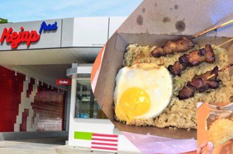 Kejap Food Drive-thru Selera Orang Malaysia!