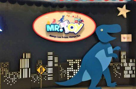 Cuti Sekolah Anak-anak Lepak Kat Rumah Je Dengan Mr Toy!