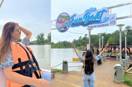Taman Rekreasi Air Pertama Kuantan! Syiok Giler Spend Time Kat Sini!