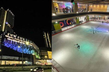 Ice Skating Pertama Kuala Lumpur