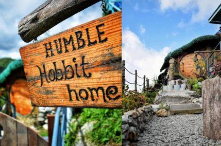 Homestay Ala-ala Rumah Little Hobbit Macam Dalam Filem 'Lord Of The Rings'