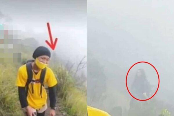 Misteri Berambut Panjang Di Gunung
