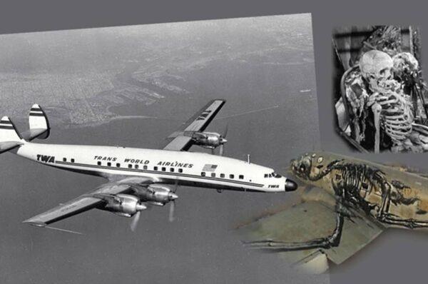 Lebih 35 Tahun Hilang, Kapal Terbang Ni Buat Kejutan Bila Tiba-Tiba Mendarat Dengan Tengkorak