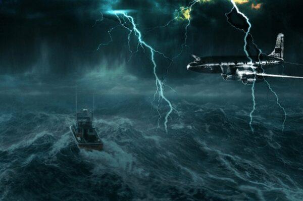 Misteri Laut Segi Tiga Bermuda Tak Ada Kaitan Dengan Mistik