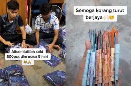 Buat Sale RM19,000 Dalam Masa 5 Hari, Netizen Salute Kegigihan Pelajar Ni