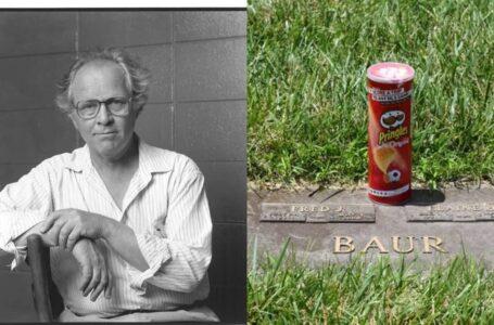 Bangga Dengan Ciptaannya, Pencipta Botol Buat Wasiat Minta Dikuburkan Dalam Salah Satu Bekas Pringles
