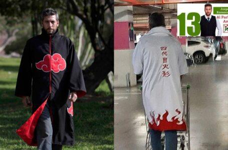 Ahli Politik Sanggup Berkempen Pakai Baju Akatsuki, Tabur Janji Bentuk Kerajaan Ninja