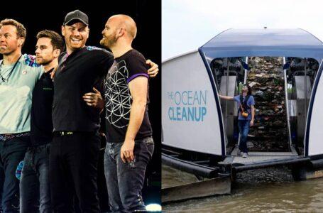 Coldplay Taja 'Interceptor 005' Bersihkan Sungai Malaysia, Rakyat Malaysia Patutnya Kena Insaf