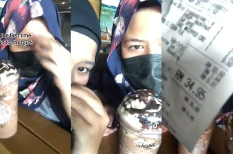 First Time Pergi Starbucks, Ramai Yang Kena 'Ketuk' Dengan Item Add-on