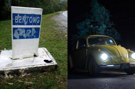 Misteri Kereta Volkswagen Kuning Lebuhraya Karak, Mitos Ke Kisah Benar?