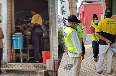 Port Drive Thru Barkoba Ponteng Puasa Diserbu Jabatan Agama