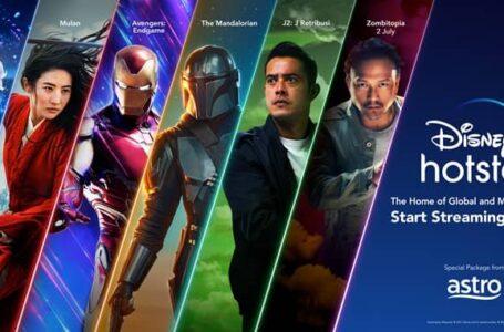Harga Langganan Disney+ Hotstar Serendah RM54.90 Je Untuk 3 Bulan!