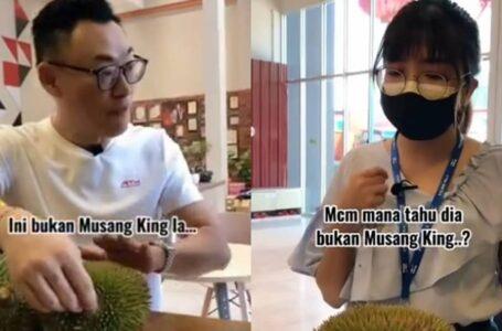 Elak Kena Tipu, Ini 6 Cara Mudah Kenal Durian Musang King