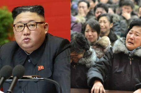 Kim Jong Un Kurus Pun Rakyat Korea Utara Menangis Macam Apa