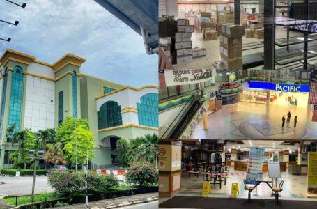 Pacific Star Parade Sunyi Tanpa Pengunjung, Macam 'Mall Tinggal'