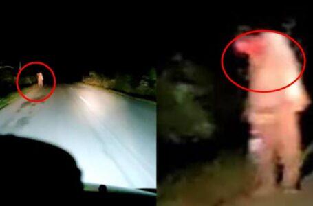 Lelaki Share Video Jumpa Makhluk Kepala Senget Lepas Balik Mancing